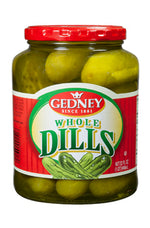 Gedney Dill Pickles - 32oz