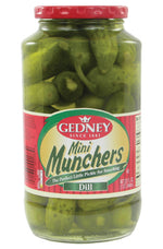 Gedney Dill Mini Munchers - 32oz