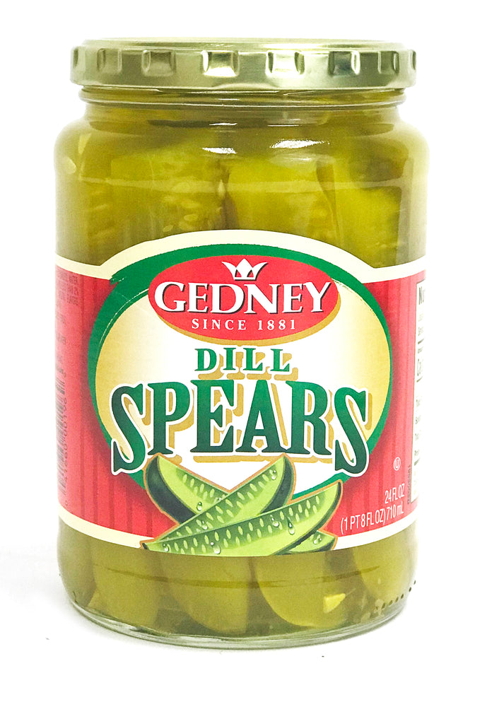 Gedney Dill Spears - 24oz