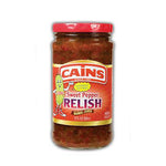 Cains Sweet Pepper Relish - 12oz