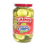 Cains Kosher Dill Chips - 22oz