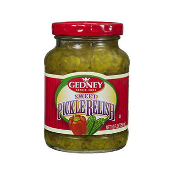 Gedney Sweet Relish - 10oz