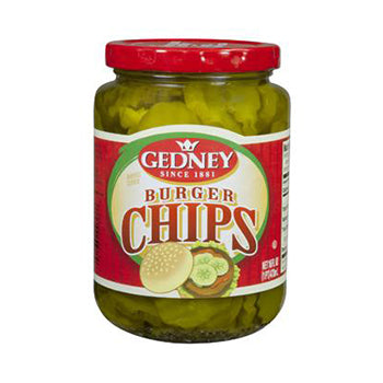 Gedney Burger Chips - 16oz