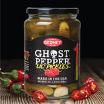 Gedney Black Label Ghost Pepper Lil' Pickles - 24oz