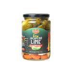 Del Monte Jalapeno Lime Lil' Pickles - 24oz