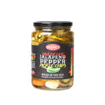 Gedney Black Label Jalapeno Lime Pickle Chips - 24oz