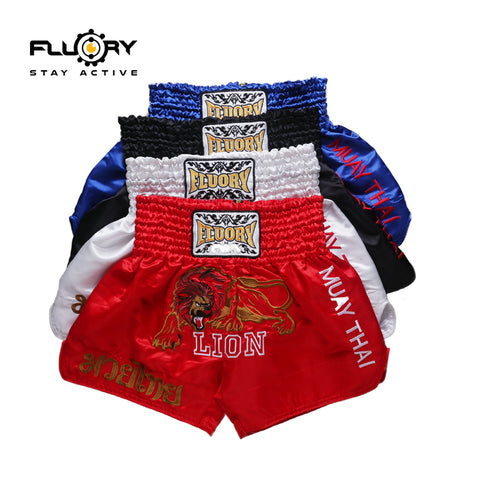 MUAY THAI SHORTS - MTSF01