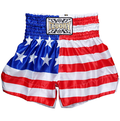 MUAY THAI SHORTS - MTSF02