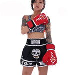 MUAY THAI SHORTS - MTSF13