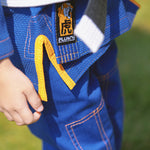KIDS BJJ GI ( Tiger)-BJJF33