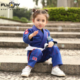 KIDS BJJ GI (Courage)-BJJF31