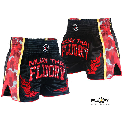 MUAY THAI SHORTS - MTSF65