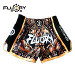 MUAY THAI SHORTS - MTSF59