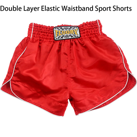 MUAY THAI SHORTS - MTSF49