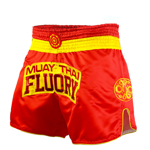 MUAY THAI SHORTS - MTSF71