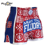 MUAY THAI SHORTS - MTSF68