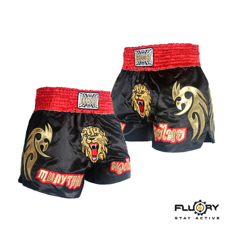 MUAY THAI SHORTS - MTSF14