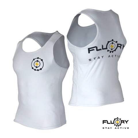 Tank Top with Fluory Logo-TF03