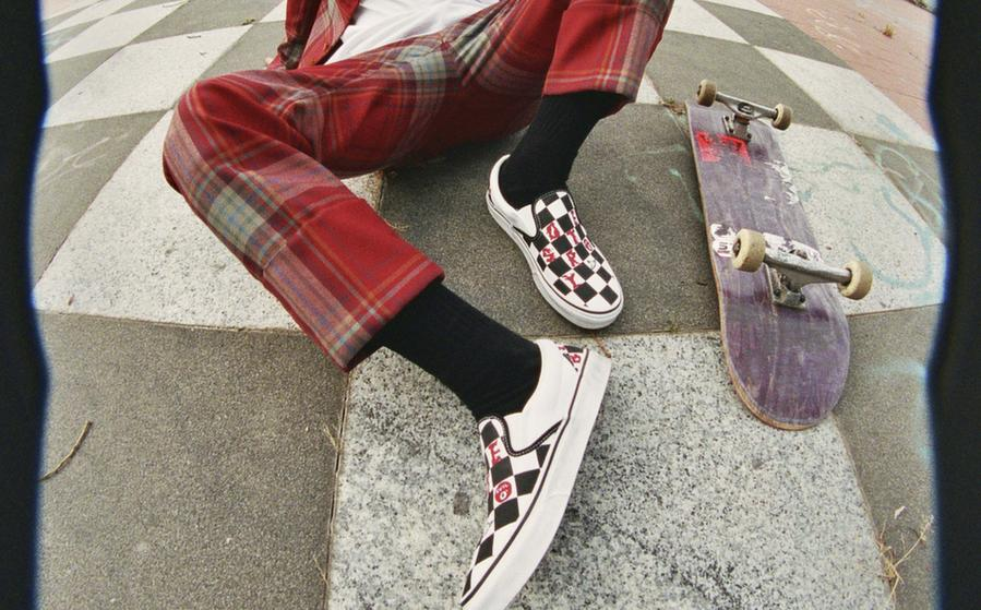Vans x Vivienne Westwood Footwear Collection