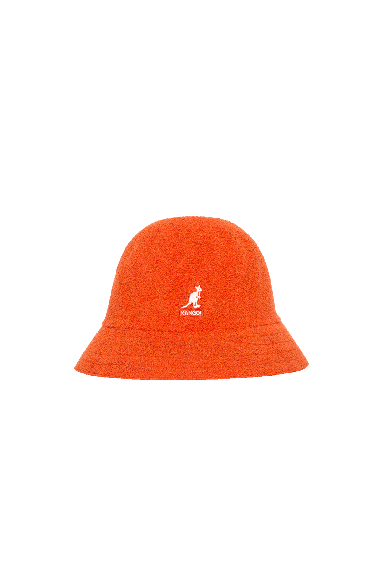 Kangol Hats Bermuda Casual Orange 0397BC#000#ORNG#M - One Block Down