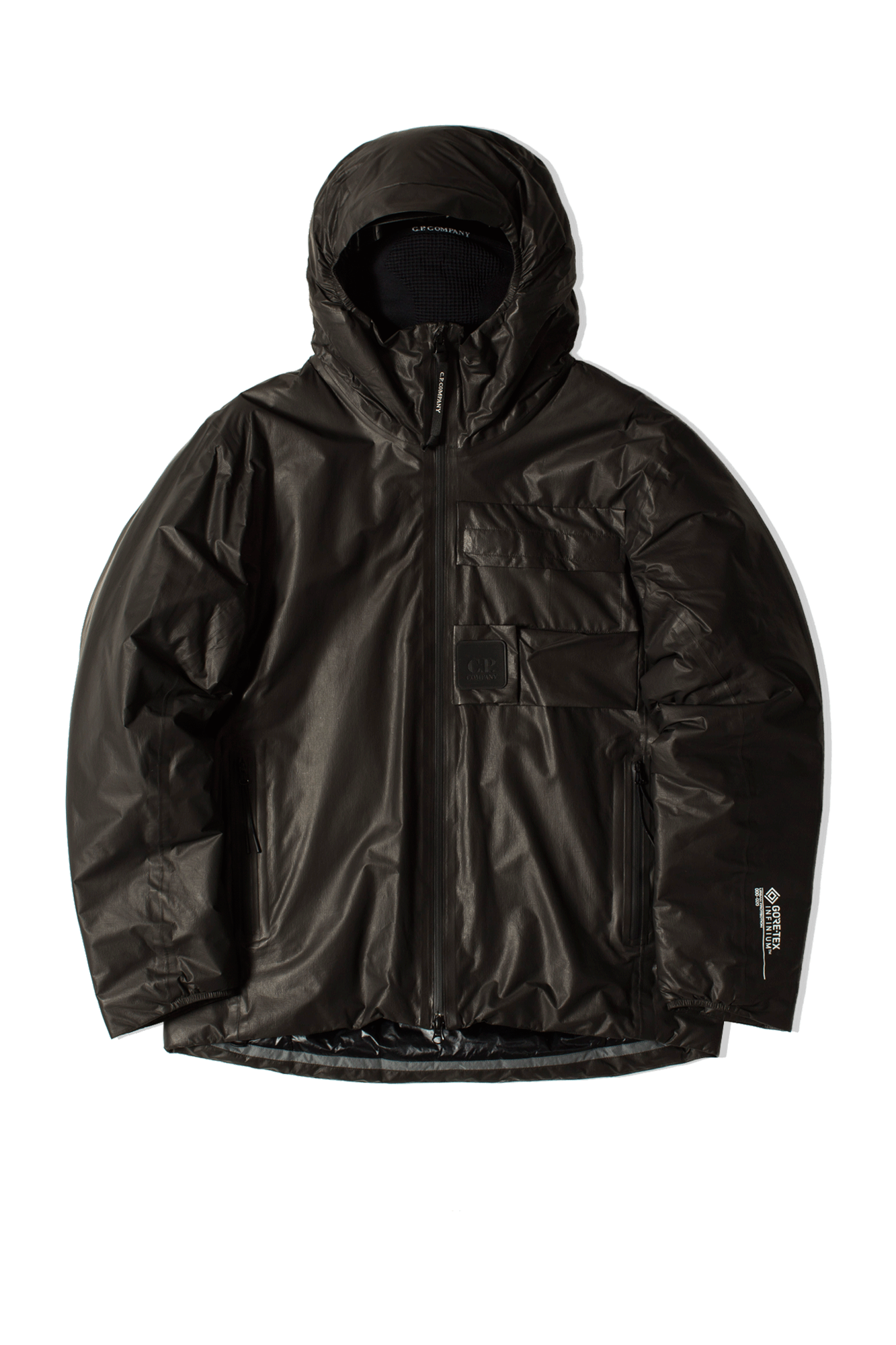 Medium Jacket Black