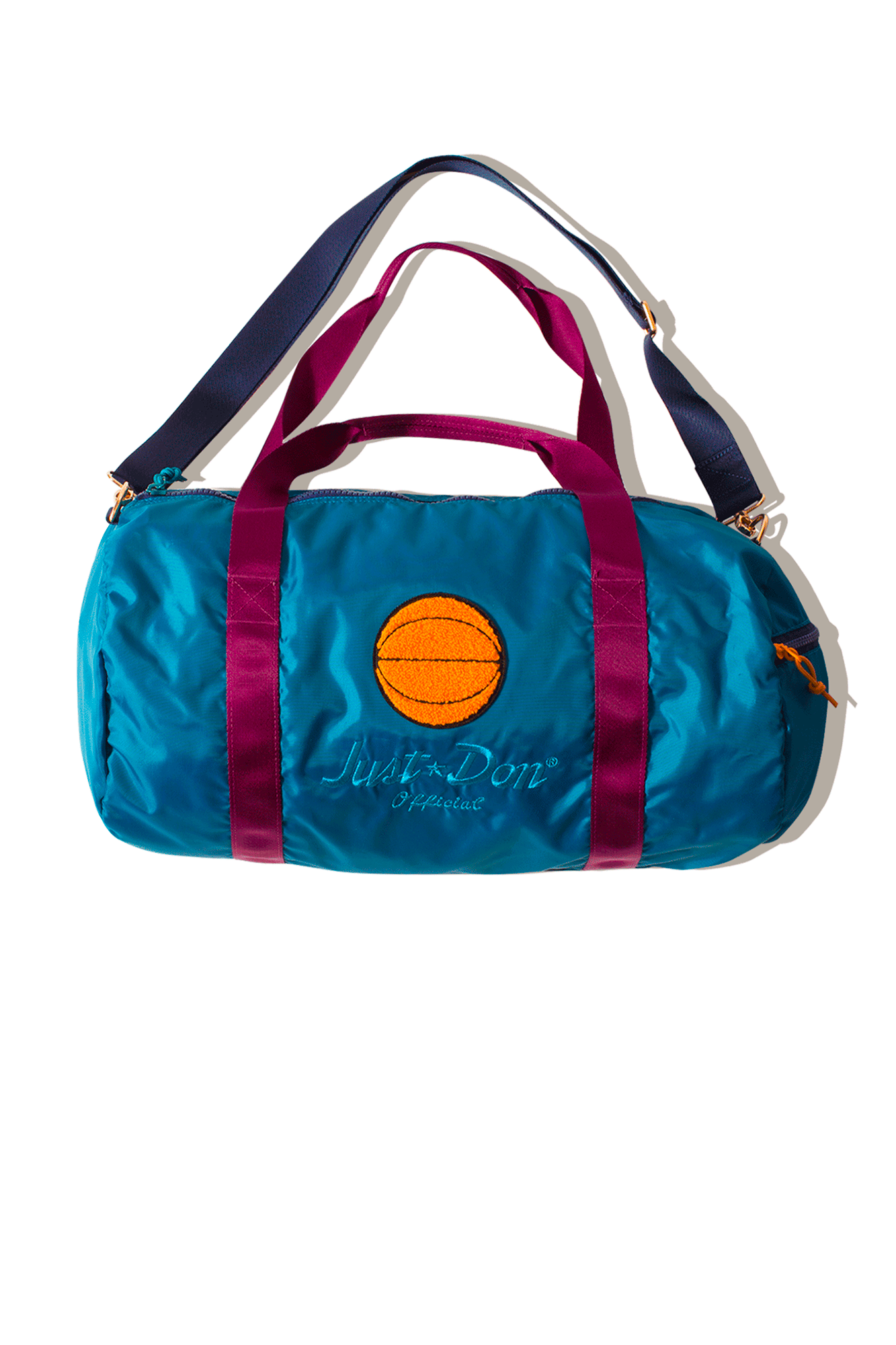 Just Don Duffle Bag Blue