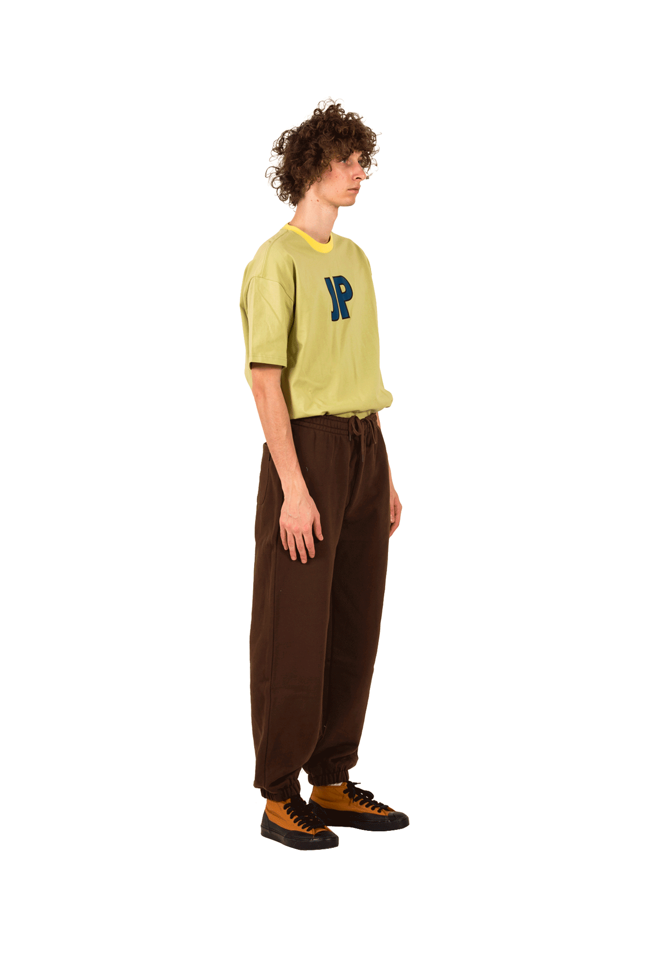 Converse Trousers Sweatpant X ASAP NAST Brown 10017742#A02#267#M - One Block Down