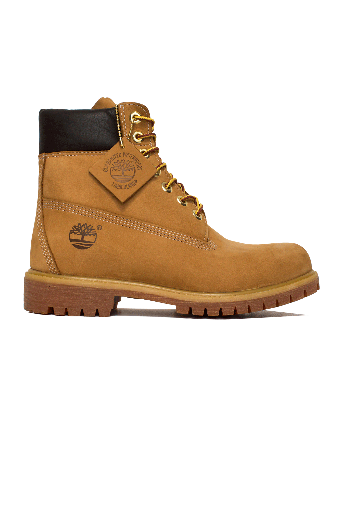 Timberland Boots 6 Inch Premium Boot Yellow 100617131#000#7131#6 - One Block Down