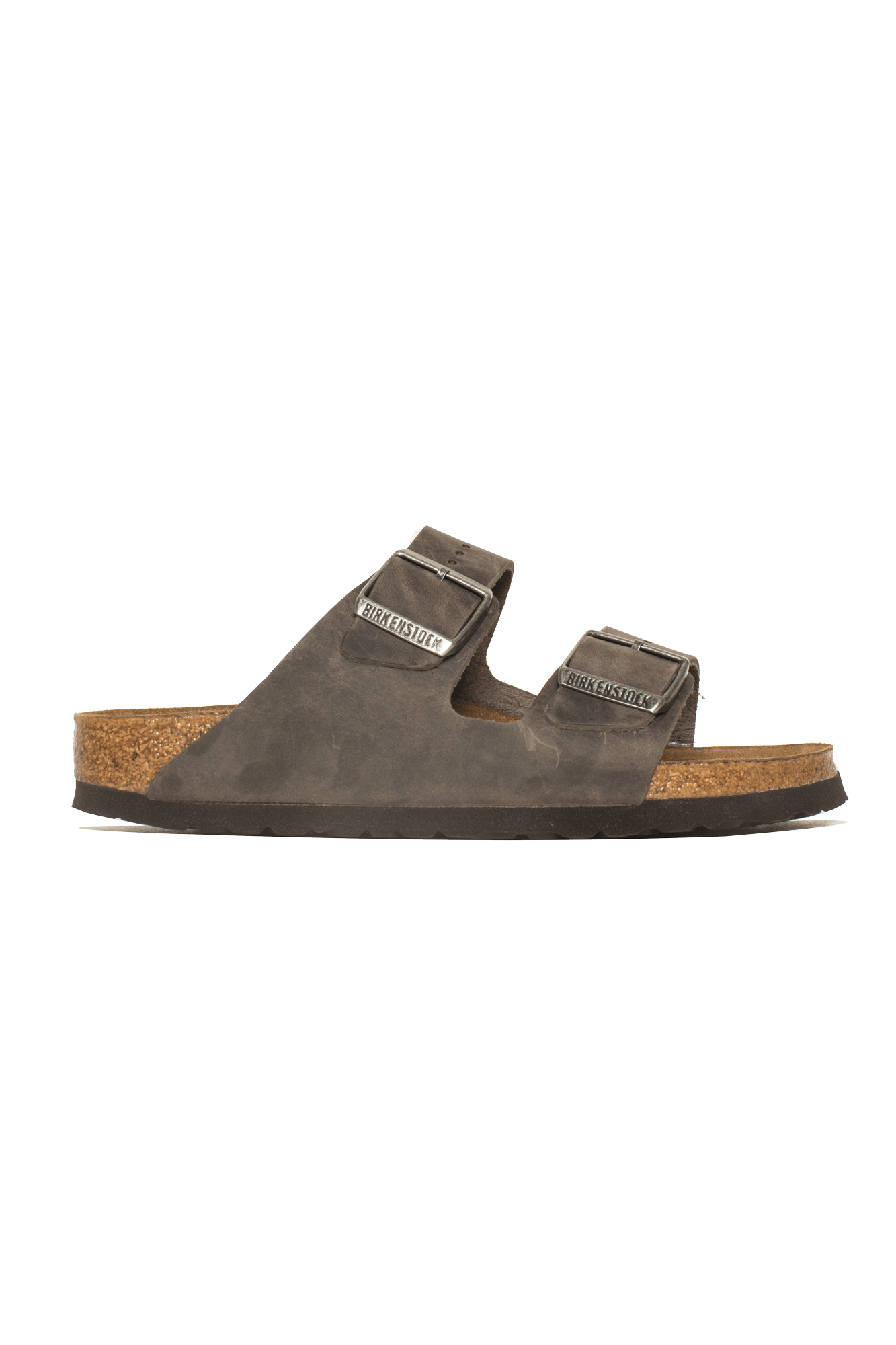 Birkenstock Sandals & Slides Arizona SFB Brown 1013645#000#IRON#4 - One Block Down