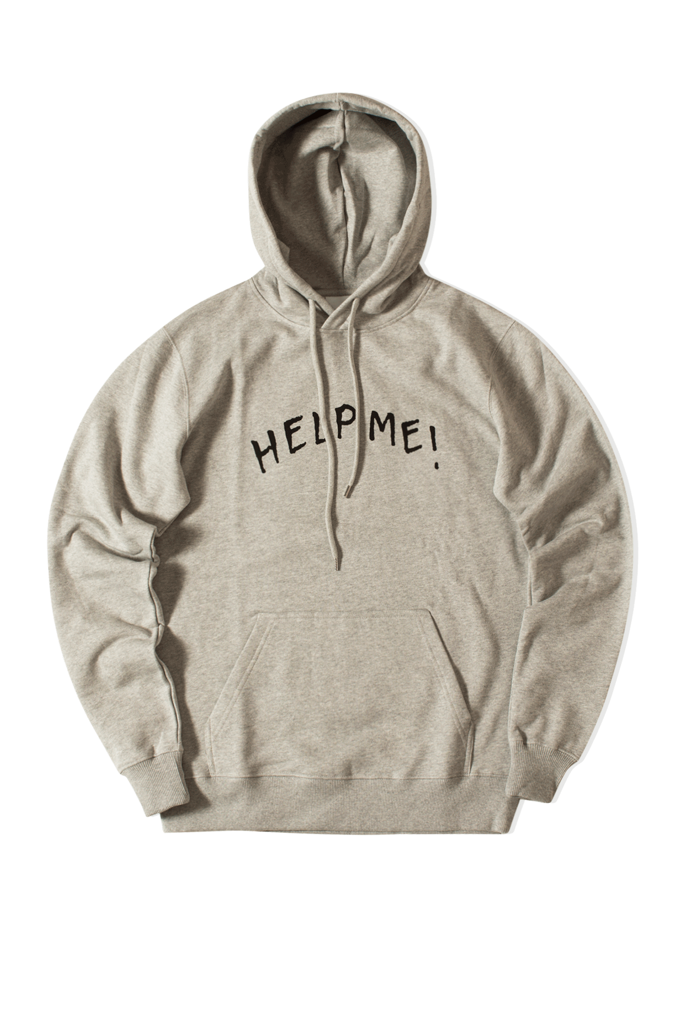 Fidelite Hooded sweatshirt Grey