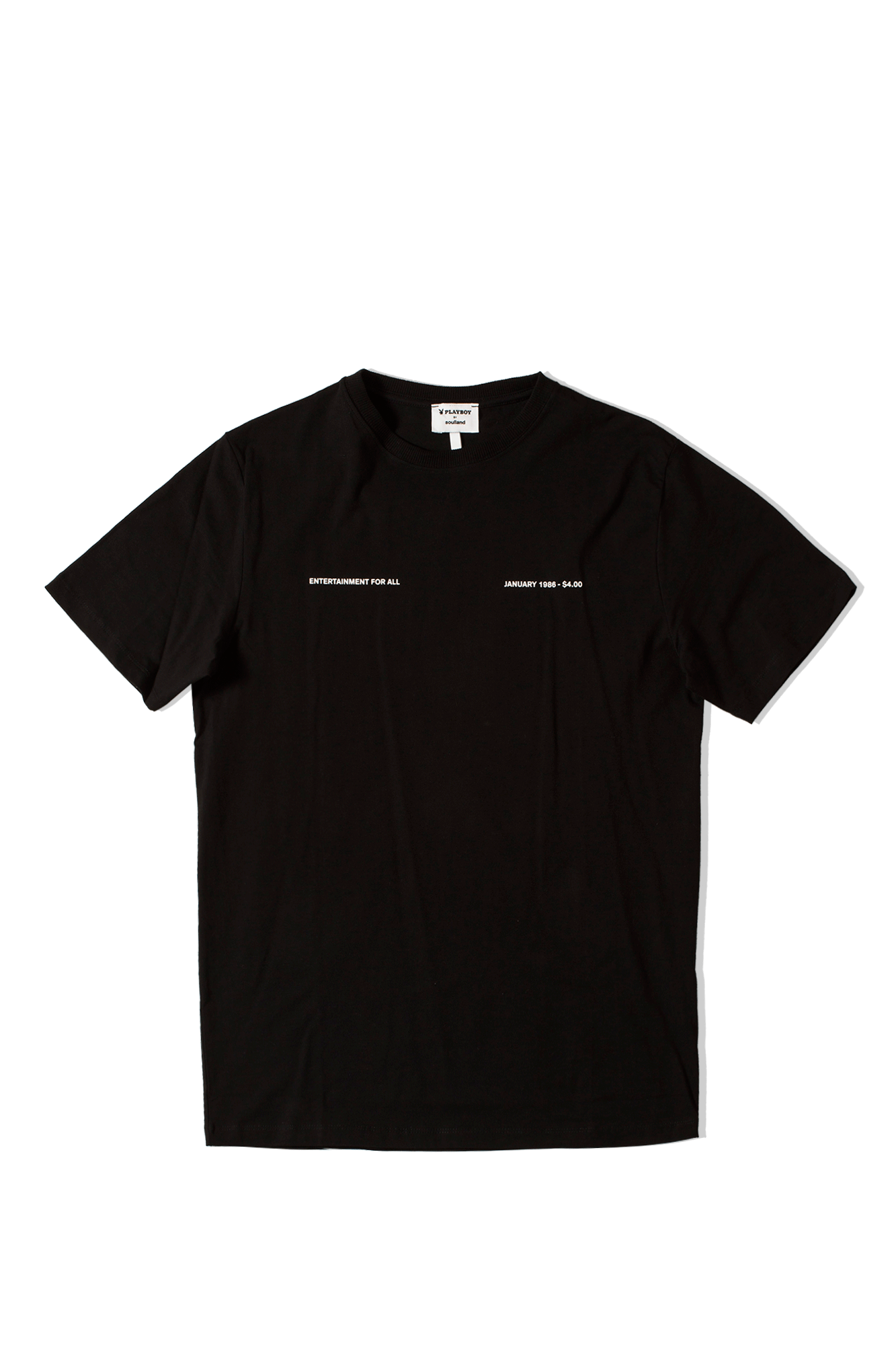 Monthly January T-Shirt Black