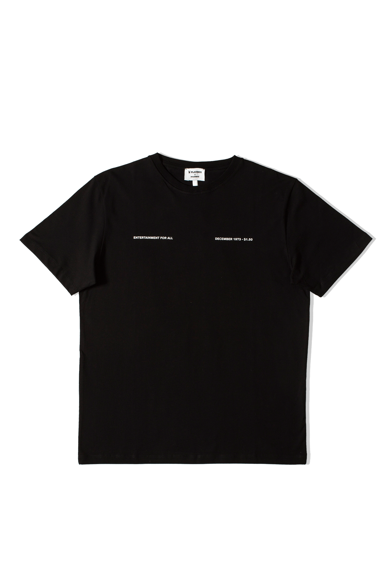Monthly December T-Shirt Black