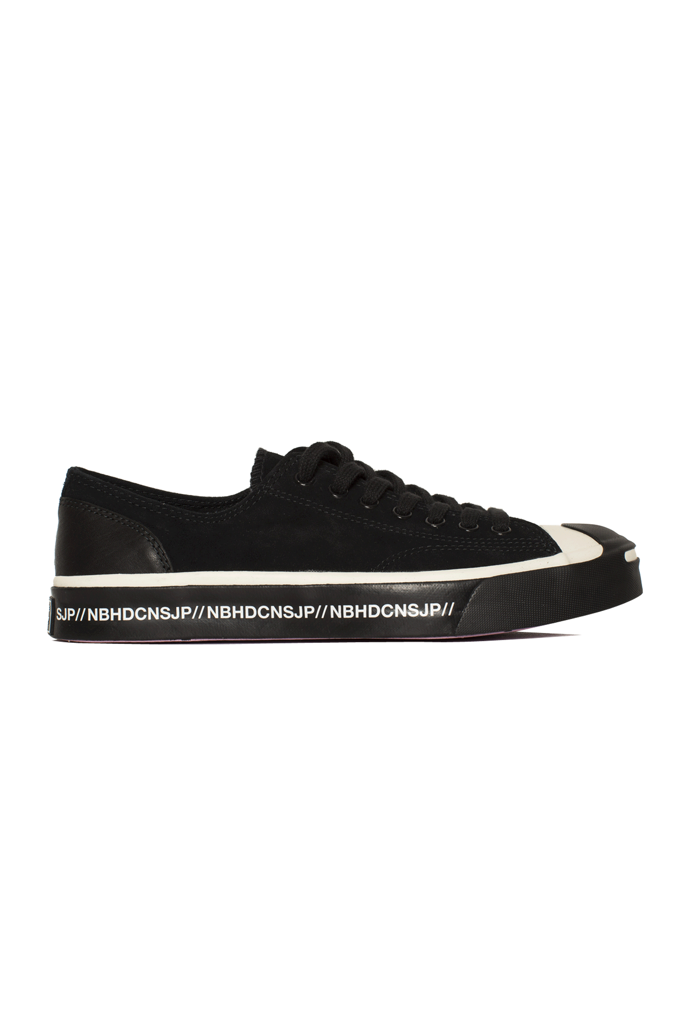 Converse x NEIGHBORHOOD Jack Purcell Black