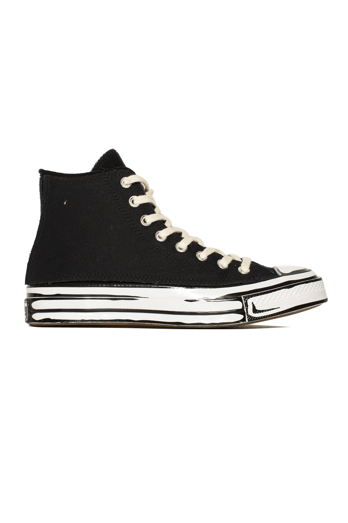 Converse Sneakers Chuck 70 x Joshua Vides Black 166558C#000#BLK#4 - One Block Down