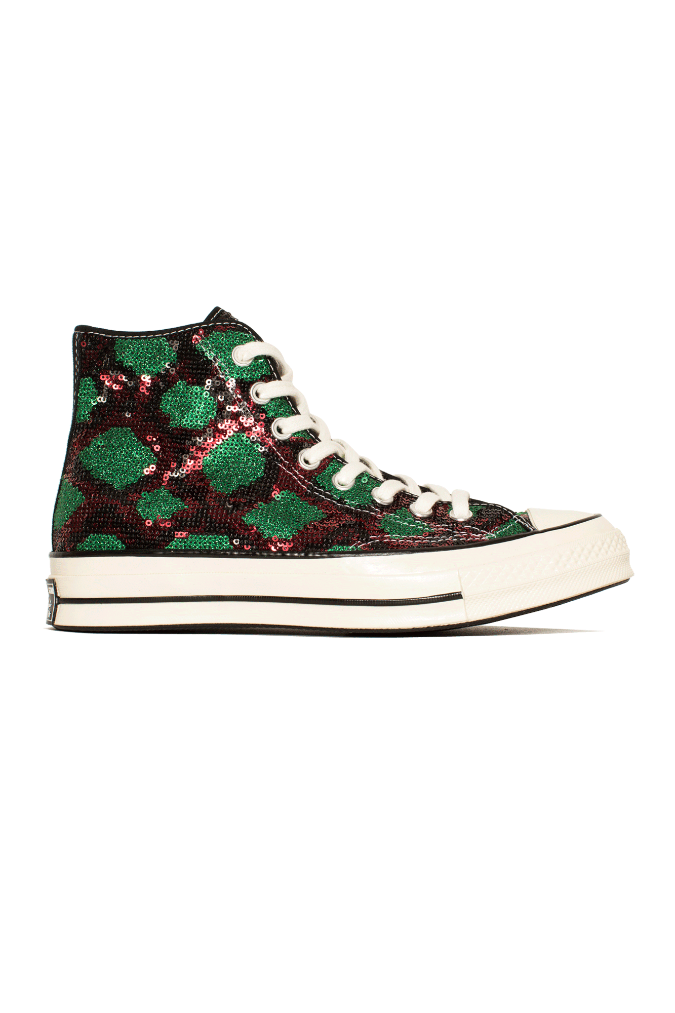 CT70 x Converse Snake Red