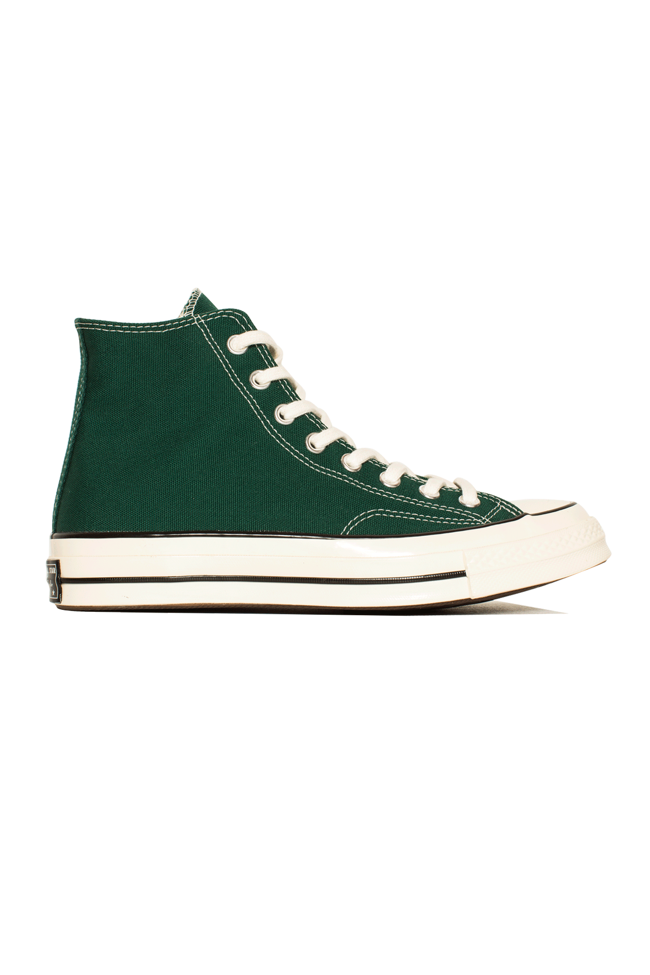 Converse Sneakers Chuck 70 Hi Green 168508C#000#333#7 - One Block Down