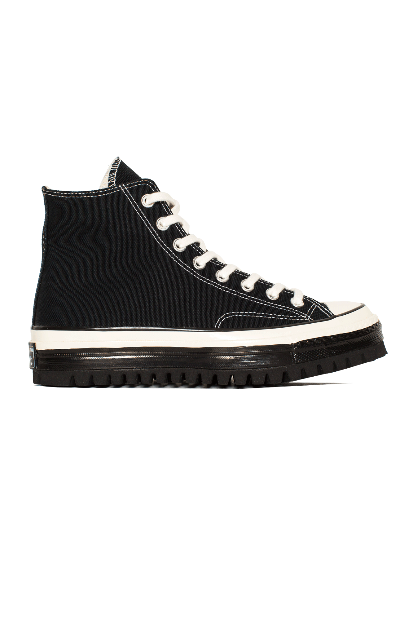 Converse Sneakers Chuck 70 Canvas Trek LDT HI Black 169144C#000#001#5 - One Block Down