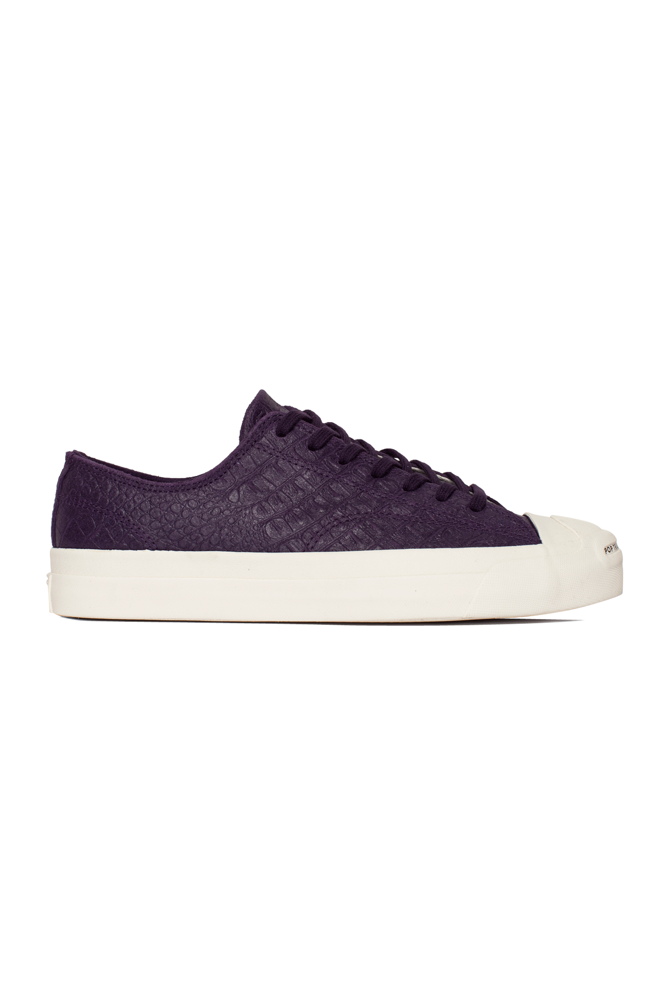 Converse Sneakers Jack Purcell Pro OX x Pop Trading Co Purple 170544C#000#GRNPRP#7,5 - One Block Down
