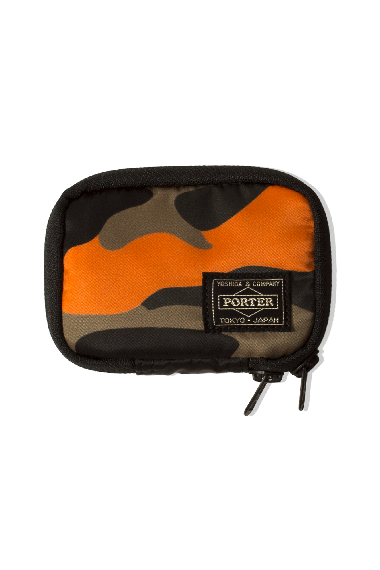 PS Camo Key Case Orange