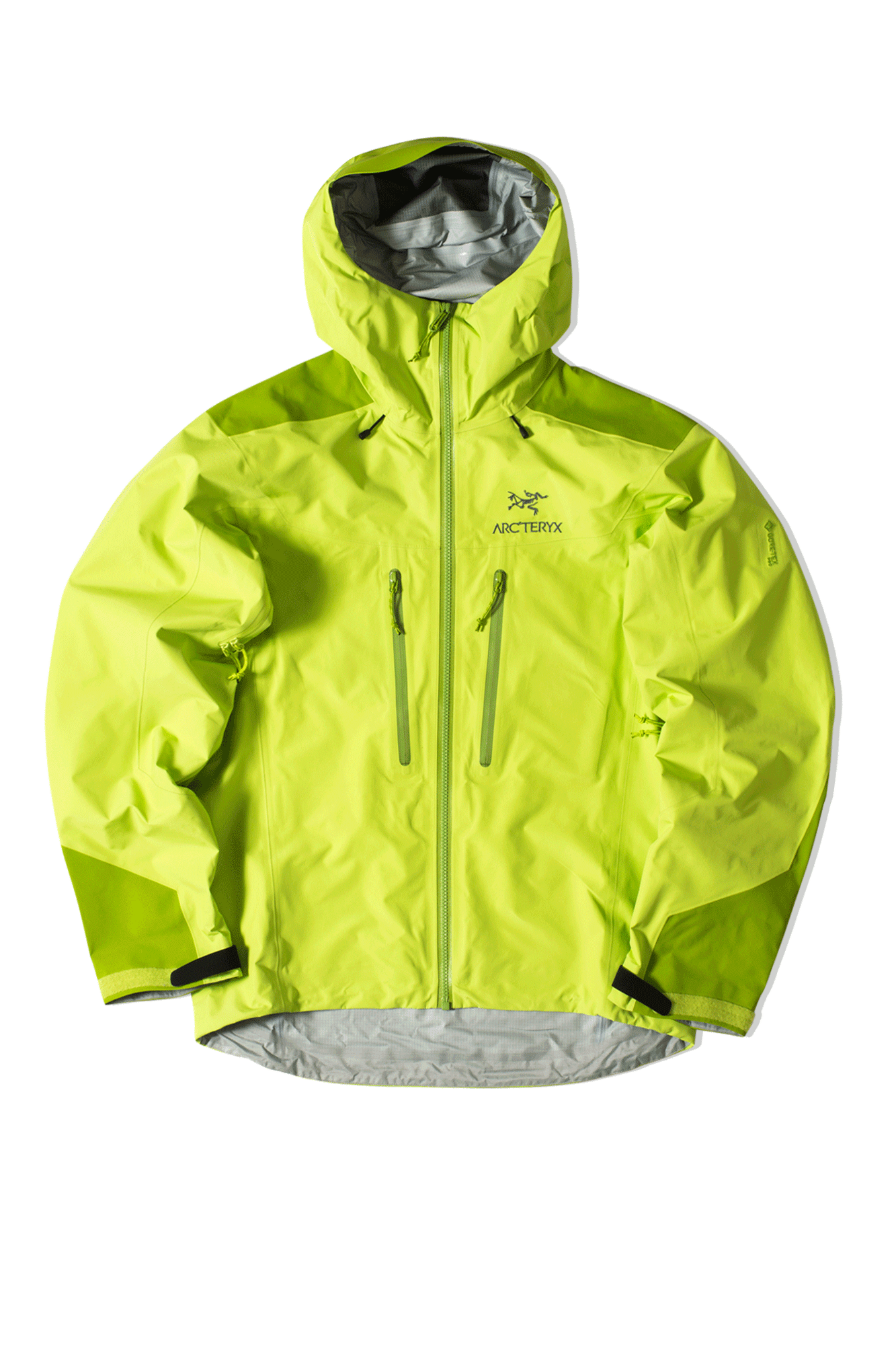 Alpha AR Jacket Yellow