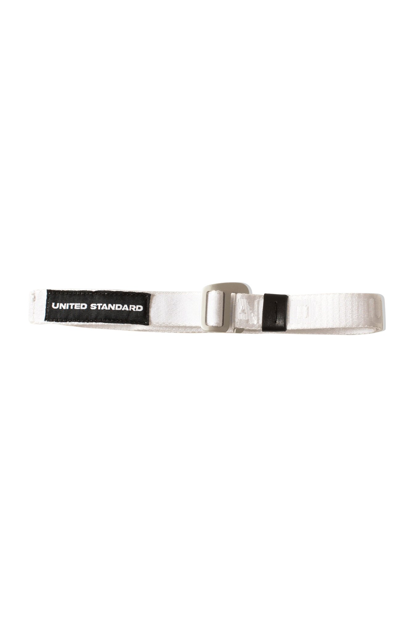 G Hook Belt White