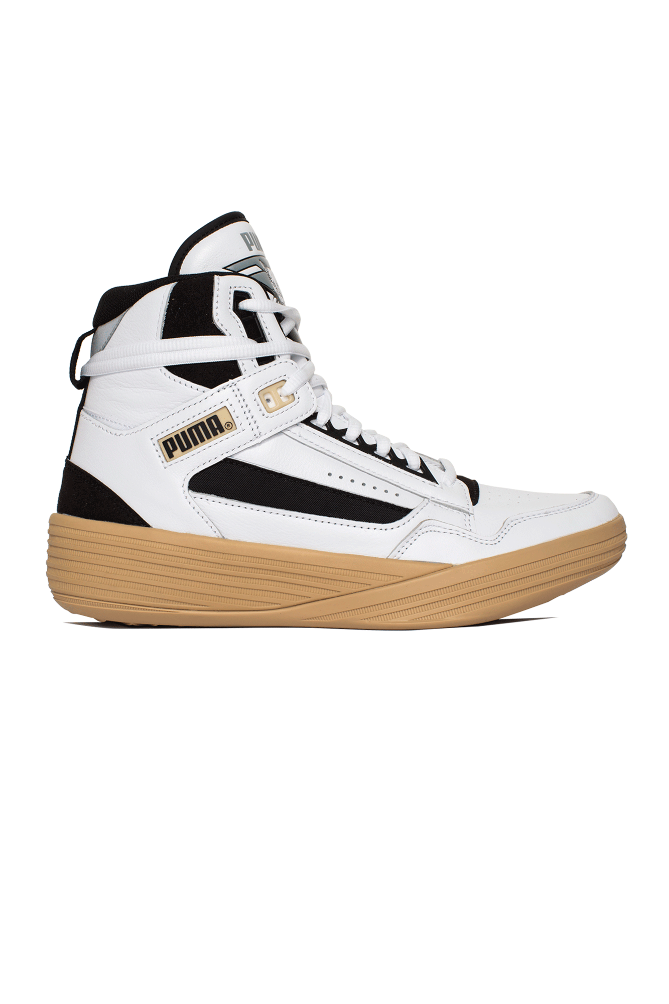Clyde All-Pro Kuzma Mid White