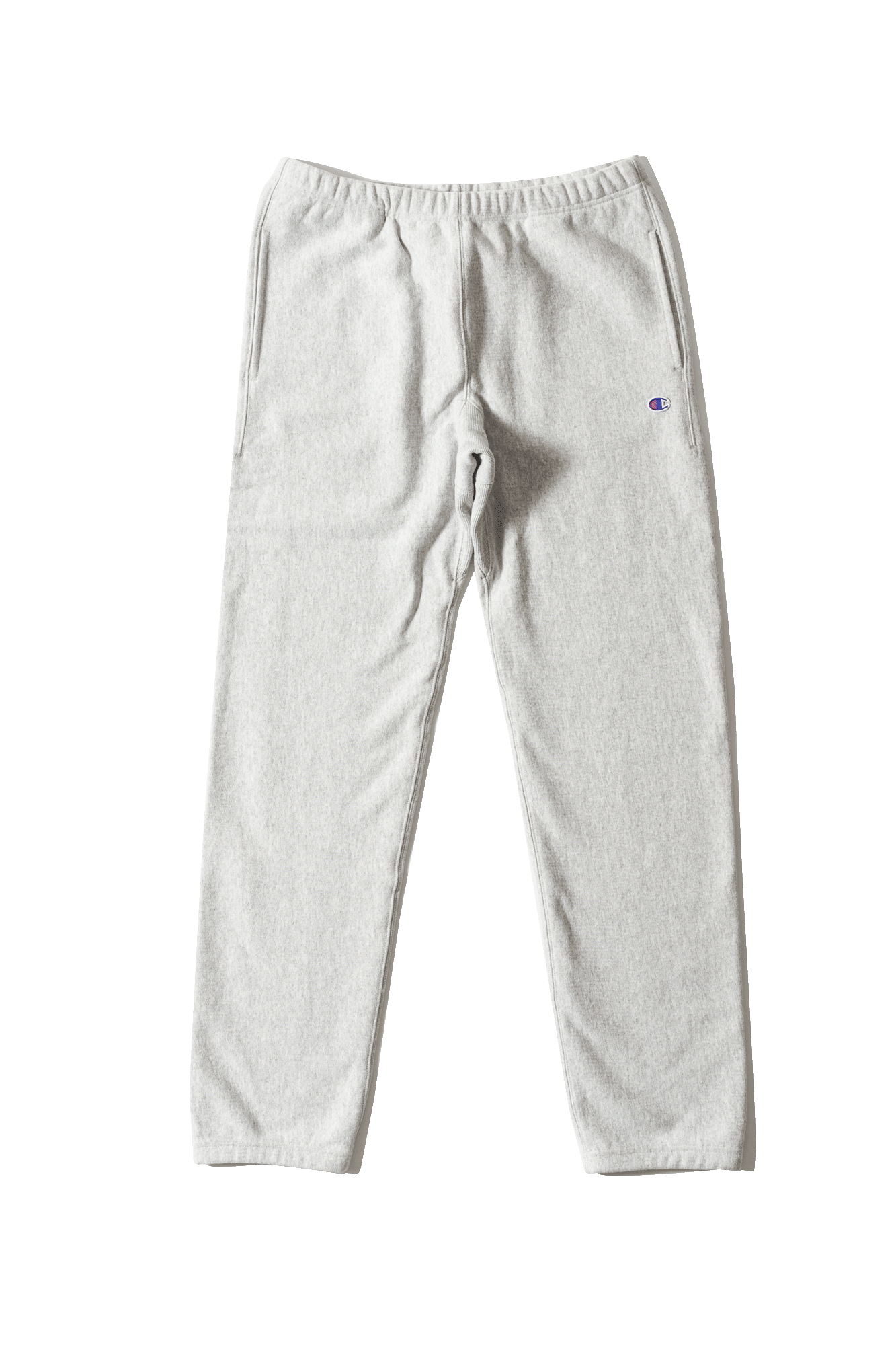 Champion Fleece pants Elastic Cuff Fleece Pants Grey 212582#000#EM004#XS - One Block Down