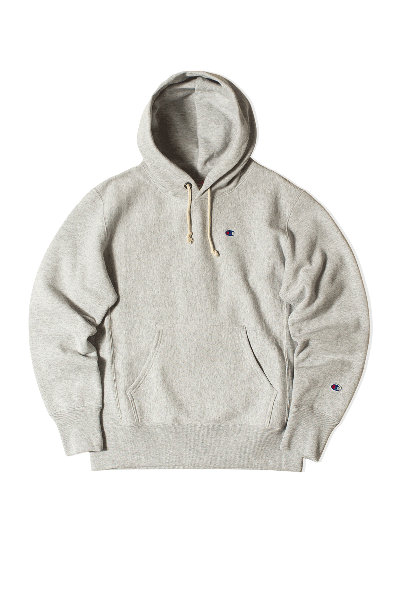 Champion Hooded sweatshirts Hooded sweatshirt Grey 214675#000#EM004#M - One Block Down