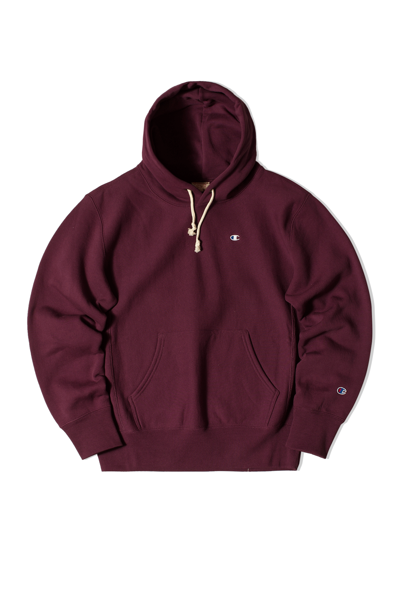 Hooded sweatshirt Purple