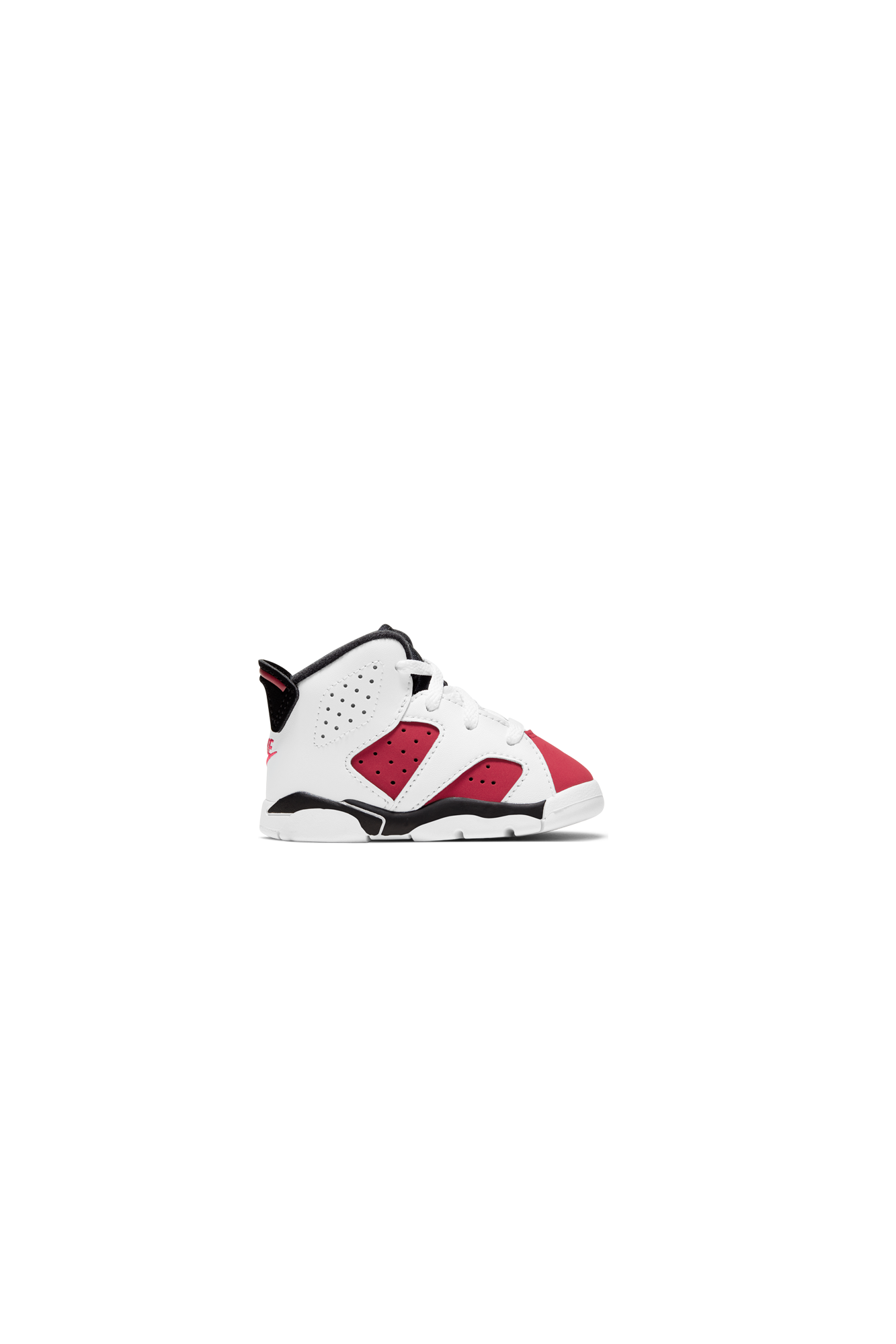 "Jordan Brand Sneakers 6 Retro OG ""Carmine"" TD White 384667-#000#106#2c - One Block Down"