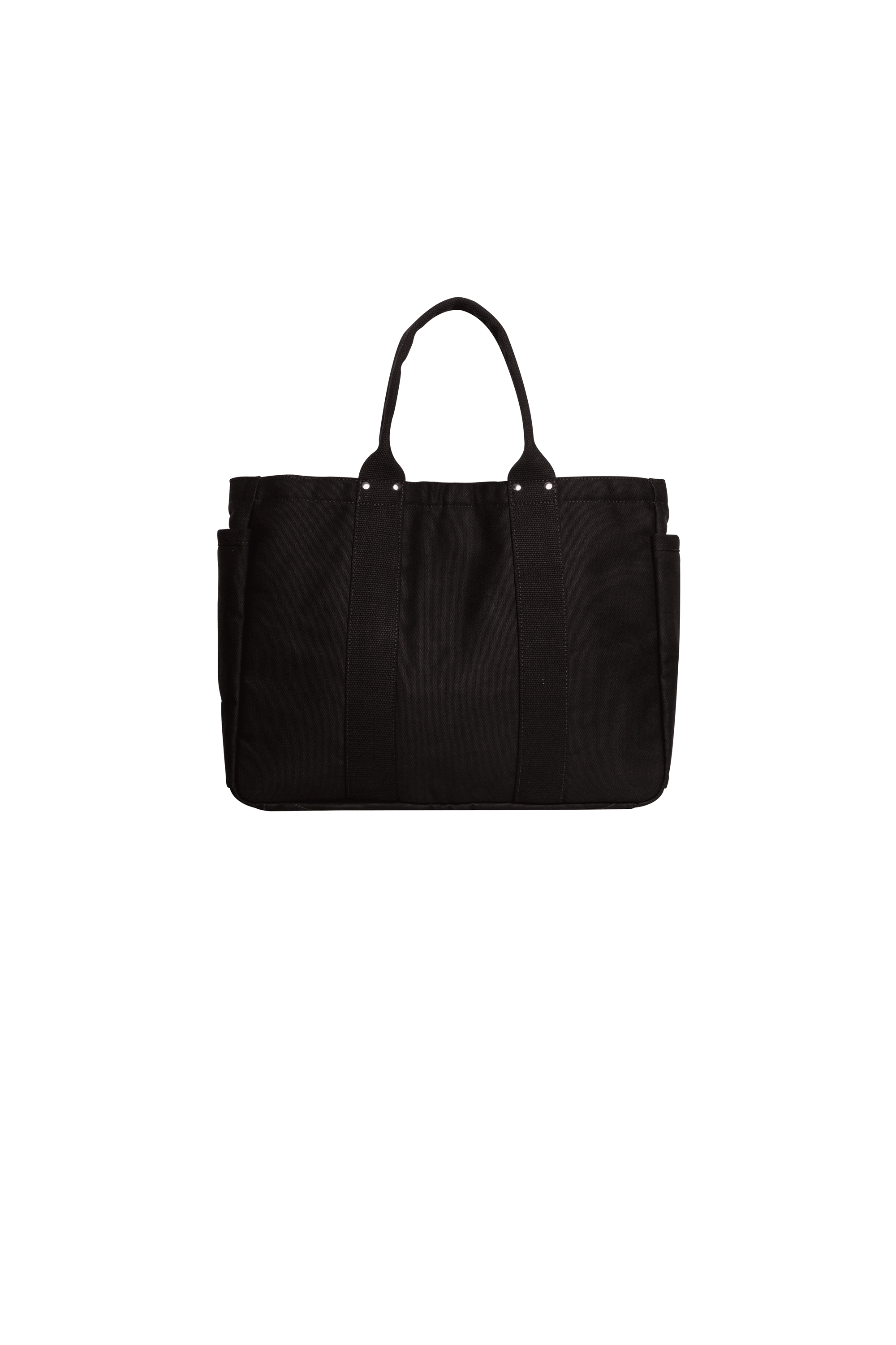 Nylon Utility Bag Black