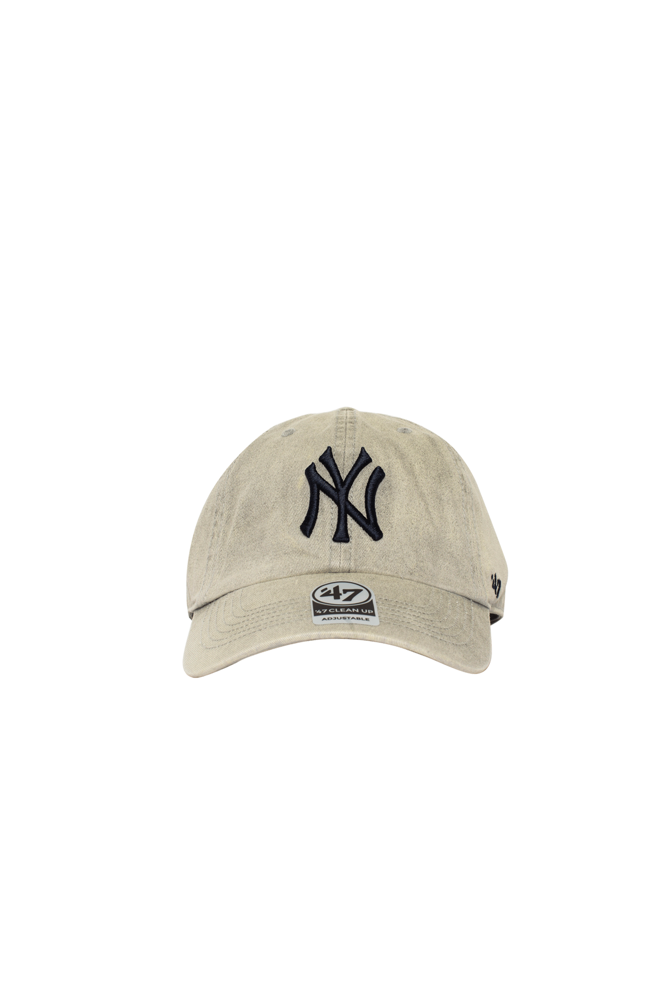 Clean Up Cement New York Yankees Grey