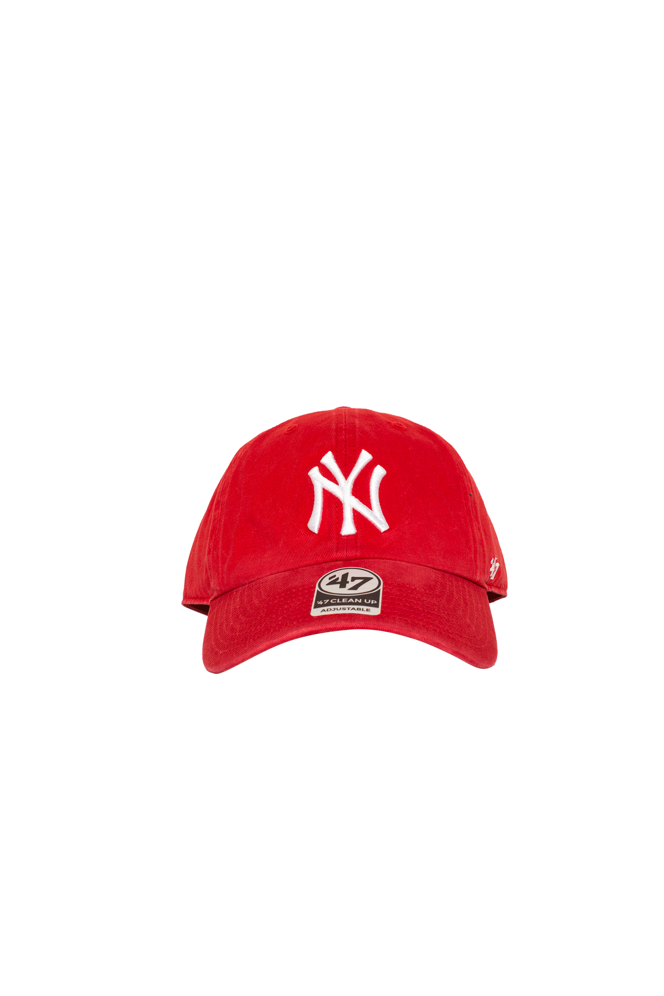 47 Hats Clean Up New York Yankees Red 47-B-RGW17#GWS-#NL-RDC#OS - One Block Down