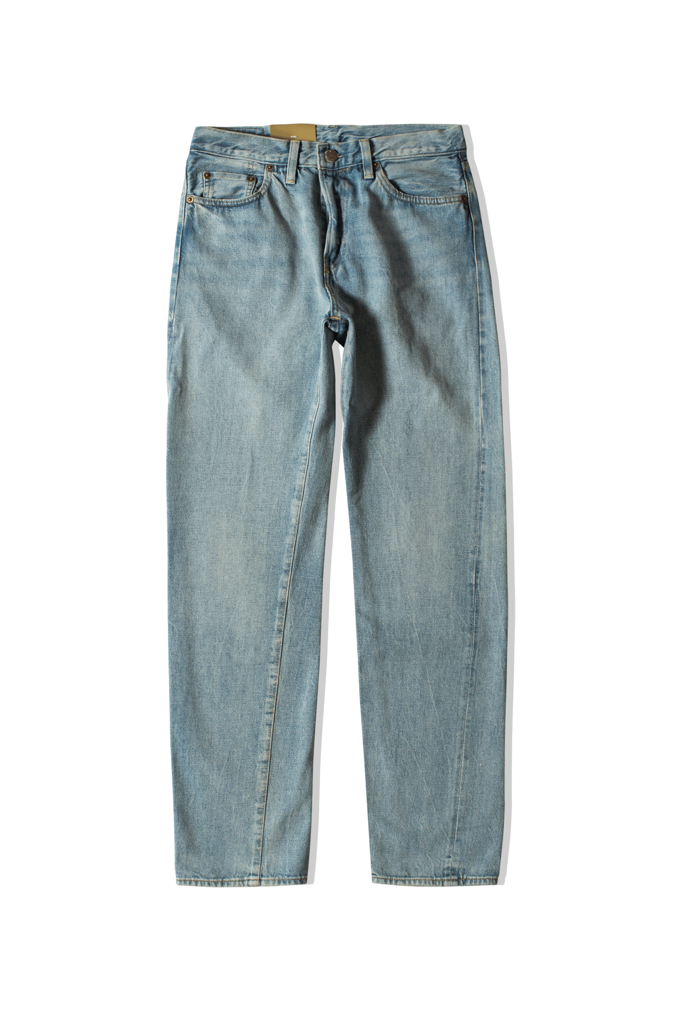 1954 501 Jeans Blueprints Blue